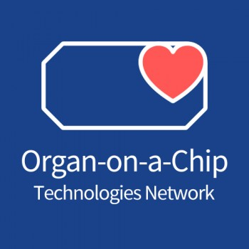 Organ on a chip network logo